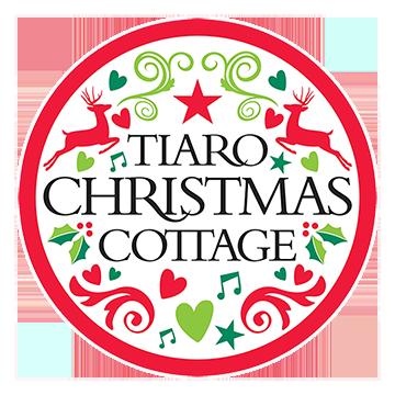 Tiaro Christmas Cottage Logo