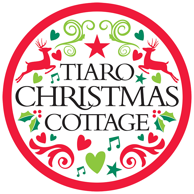 Tiaro Christmas Cottage Logo