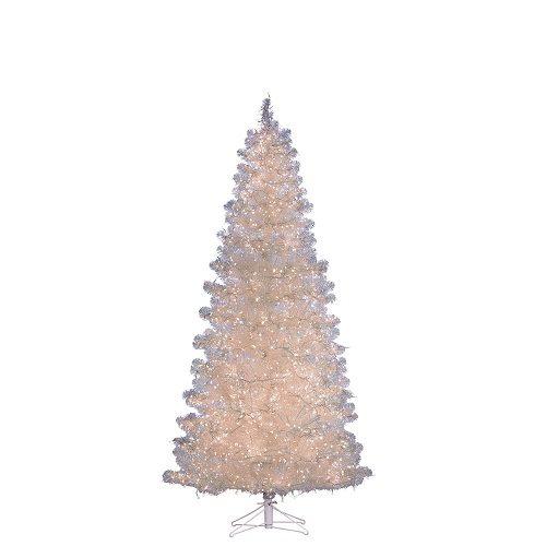 Holographic Christmas Tree.Xmas Tree Tiaro Christmas Cottage