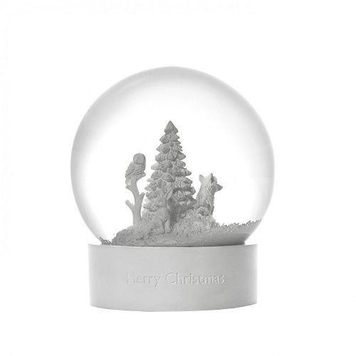 Wedgwood Christmas Ornaments 2019.Wedgewood 2019 Snow Globe