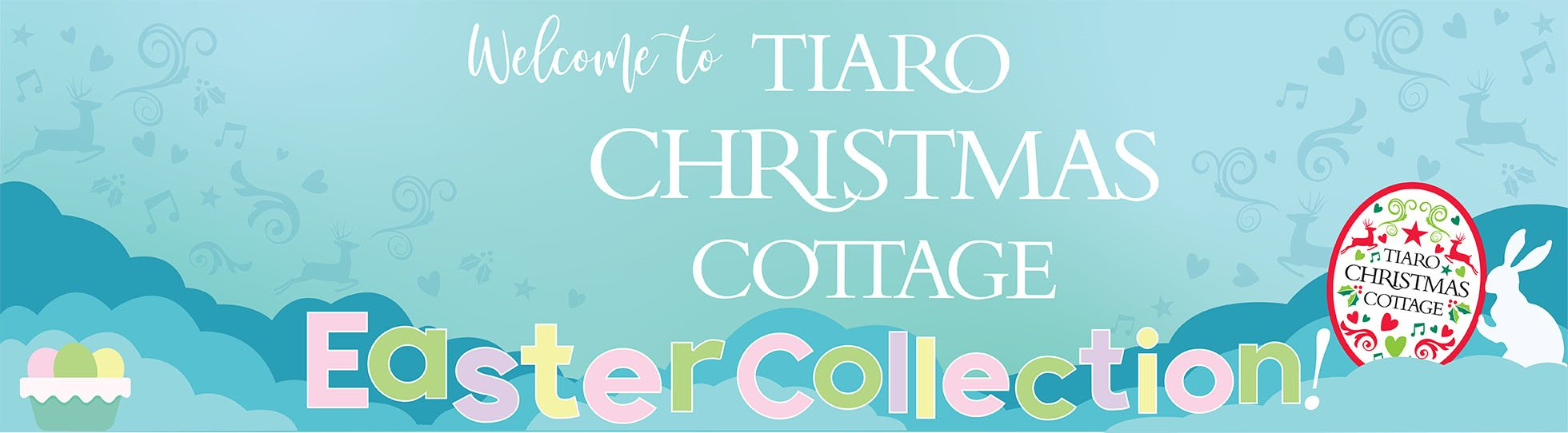 Tiaro Christmas Cottage Easter Gifts and Products