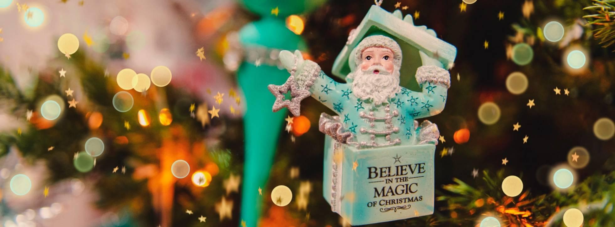 Sparkly Christmas at Tiaro Christmas Cottage